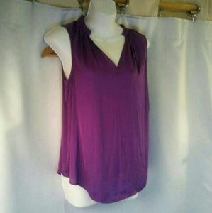 a.n.a. Sleeveless Knit Blouse, S